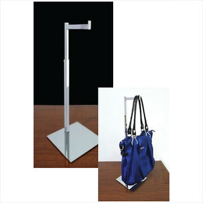 Single Hook Handbag Display Stand