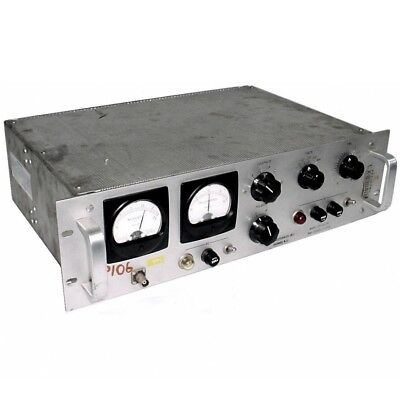 Prl Electronics High Voltage Power Supply Cp-1447-hv 2.5kv 10ma