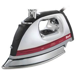 Shark Professional Electronic Iron Intense Steam Power (Certified Refurbished)