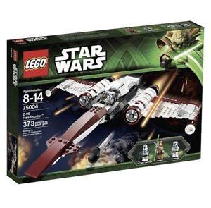 BNIB Lego Star Wars Z-95 Headhunter #75004