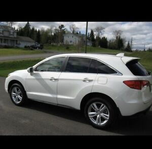 2014 Acura RDX with factory Warranty