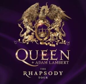 QUEEN & ADAM LAMBERT CONCERT TICKETS