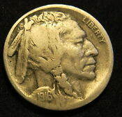 1916 Indian Head Nickel