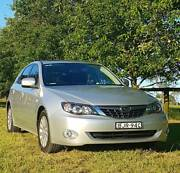 Subaru Impreza 2009 Silver 5 door, 2009 low km 46,000. one owner Nelsons Plains Port Stephens Area Preview
