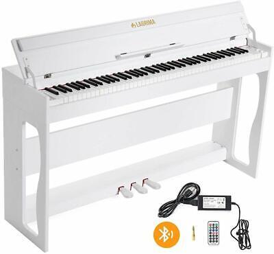 B-WARE 88-TASTEN DIGITAL PIANO STAGE E-KLAVIER KEYBOARD USB MIDI LCD AUFNAHME