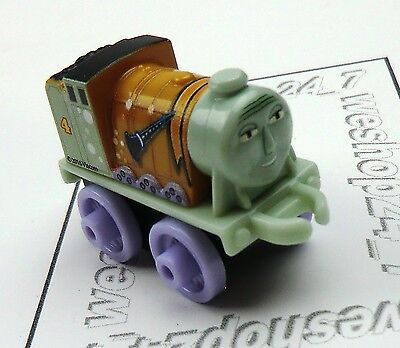 THOMAS & FRIENDS Minis Train Engine 2016 SPONGEBOB Gordon as Squidward Weighted