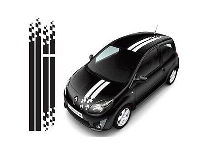 Renault Sport Streifen Dekor Aufkleber für Twingo, Clio, Megane e.c.t gebraucht kaufen  Eichwalde
