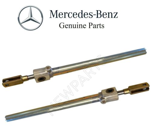 Mercedes A124 E320 300CE Convertible Pair Set Of 2 Fold Top Main Lift Cylinders