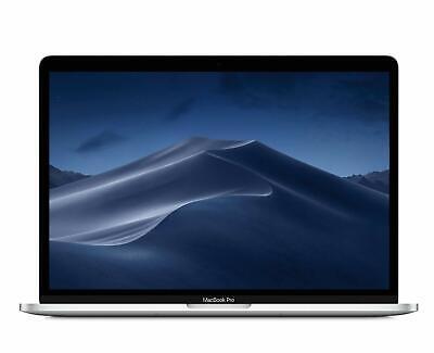 """Apple MacBook Pro 13"""" Touch (2.3GHz, 8GB Ram, 256GB SSD) MR9U2LL/A - Silver"""
