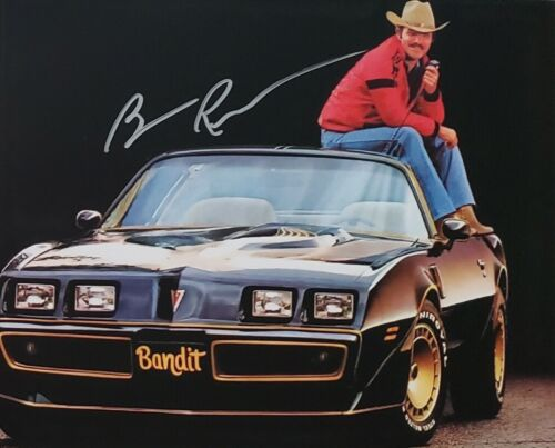 Burt Reynolds Signed Autographed 8x10 Photo ( Smokey And The Bandit ) Reprint