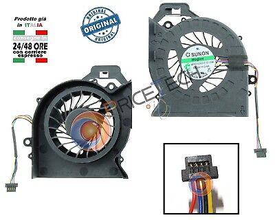 Ventola Cooling Fan Ventolina CPU Originale per HP MF60120V1-C180-S9A