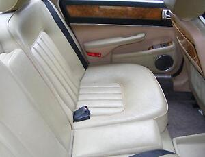 DAIMLER VDP XJ40 Jaguar LEATHER SEATING with picnic tables Bucket Wadalba Wyong Area Preview