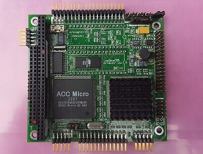 Rtd Real Time Devices Pc104 Cpu Module - Cmi386486 Rev 2