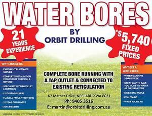 Orbit Drilling Neerabup Wanneroo Area Preview