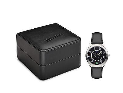 Original VW Klassik Kollektion Käfer Tacho Armbanduhr schwarz 000050800F -NEU-