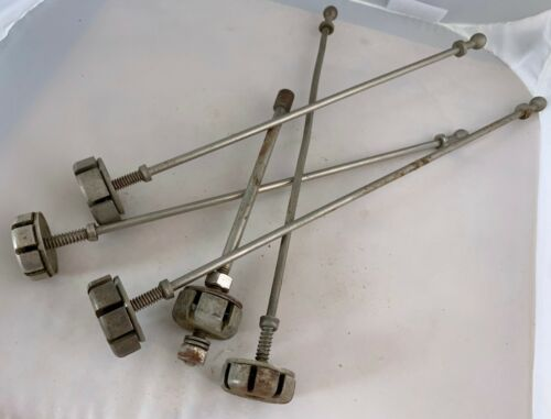 LUDWIG & LUDWIG Timpani Tension Tuning Rod Parts Internal Foot Pedal System Lot