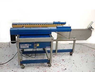 Durable Packaging Ce-22av Do It All Case Taper Carton Sealer Bottom Tape Head 2.