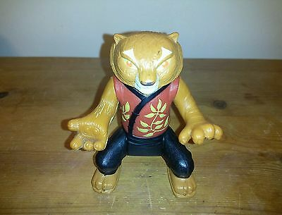 KUNG FU PANDA TIGRESS TIGER McDonald collectable action figure Happy Meal Toy usato  Spedire a Italy