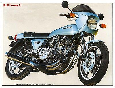 Dekorsatz Decals Kawasaki Z 1000 Z1R