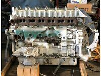 VOLVO PENTA D6-435D-A USED INBOARD MARINE DIESEL ENGINE BLOCK  435 HP