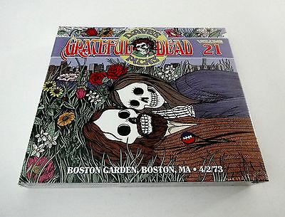 Grateful Dead Dave's Picks 21 Boston Garden 4/2/1973 Massachusetts MA 3 CD New ()