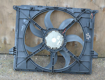 Mercedes ML Engine Cooling Fan W164 ML320 CDi V6 Radiator Cooling Fan 2006