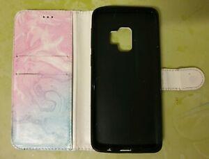 Samsung s9 flip open case $5