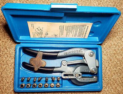 Roper Whitney No. 5 Jr. Hand Punch Kit