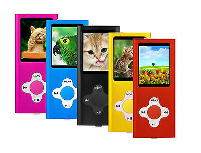 MP3 Players Music Media 8GB internal memory with Video and Voice Recorder Games