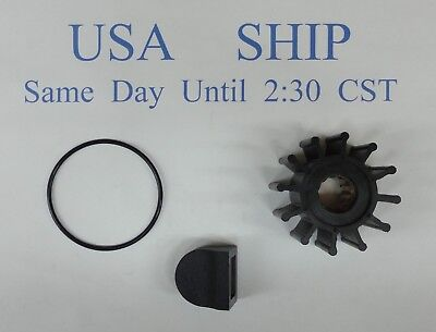 Impeller Repair kit Fits Volvo Penta 21951348 21213660  With Stop Lug 3857954