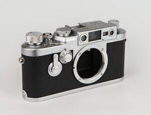 Leica IIIg Rangefinder Camera in Excellent Condition