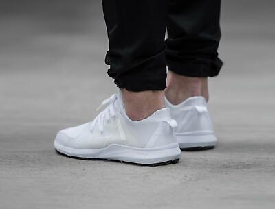 Arkk Coppenhagen Panther H-X1 White Mens Sneakers Size 10.5 | EU 44
