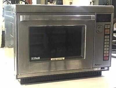 Panasonic Commercial Microwave Oven Model Ne 1370