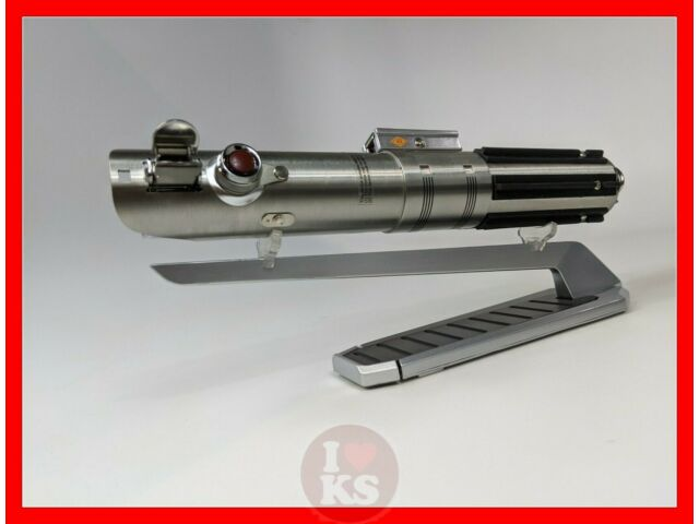 Star Wars Disney Galaxy's Edge Rey Luke Anakin Legacy Lightsaber Hilt - NO BLADE