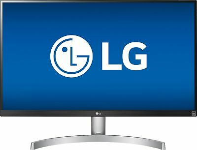 "LG 27UK600-W 27"" 5ms  HDMI Widescreen LED Backlight 4K UHD I"