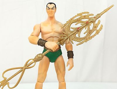 Marvel Legends NAMOR Sub-Mariner from RONAN Series~ Hasbro 2007~ Complete~