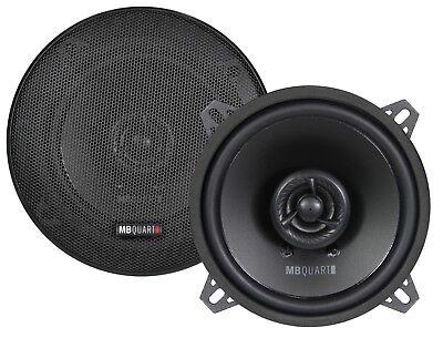 MB Quart 130mm Lautsprecher Koax Lautsprecher mit Gitter