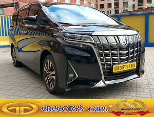 Toyota Alphard Executive Lounge Euro6 Export Price T1