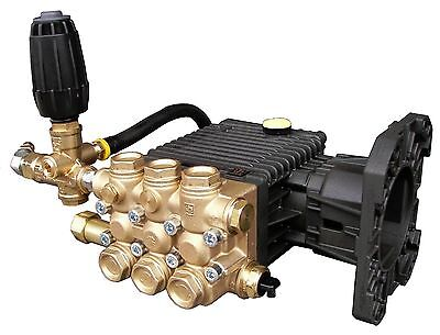 Pressure Washer Pump - Plumbed - Gp Ez4040g - 4 Gpm - 4000 Psi - Vrt3-310ez