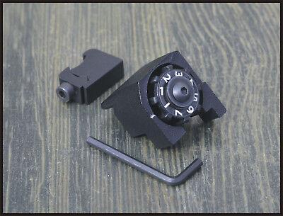 XS QB 78 / 79 AIRGUN MAGAZINE .177 (for open sights), usado comprar usado  Enviando para Brazil
