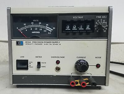 HP 6114A PRECISION POWER SUPPLY - $70.00