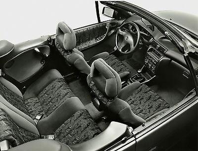 Pressefoto 1993 Opel Astra Cabrio Cabriolet 21,5x16,5 cm press photo Auto PKW 07