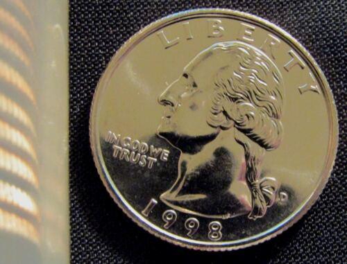 1998-D Denver Mint Washington Quarter