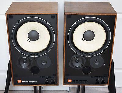 JBL 4311B Control Monitor Stereo Speakers