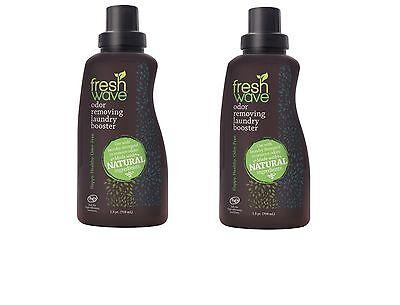 Fresh Wave Fresh Wash Laundry Odor Eliminator 48 oz