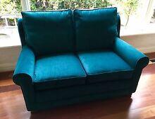 Velvet Sofa Bed Hawthorn Boroondara Area Preview