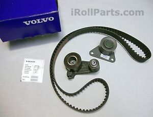 Genuine Volvo Timing Belt Kit NEW (see list for fit) VIN Required Upon Purchase