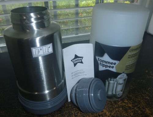 Tommee Tippee Travel Baby Bottle and Food Warmer Portable Thermos BRAND NEW
