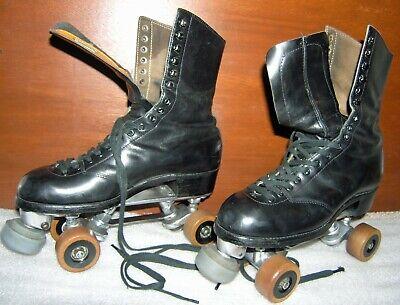 Douglass Snyder Imperial Professional Skate w/ Hyde Cap-Toe Pro Boot Sz 9.0 - covid 19 (Pro Skate Boot coronavirus)