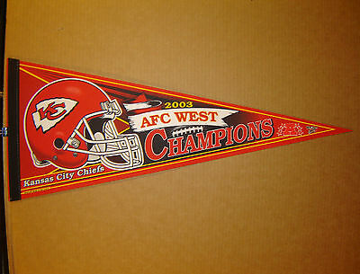 87fe54a8 Pennants, Flags - Kansas City Chiefs Pennant - Trainers4Me